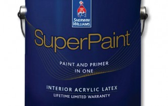 Краска Sherwin Williams Super Paint Flat галлон (3,8л)