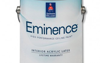 Краска Sherwin Williams Eminence Ceiling white галлон (3,8л)